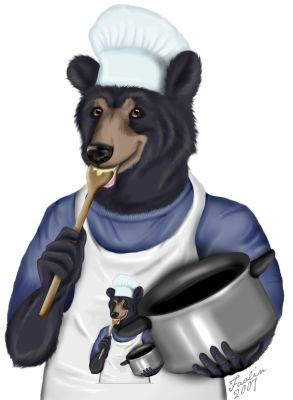 Bear's hub